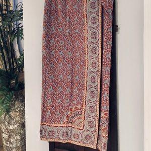 Lauren Ralph Lauren Wrap Skirt